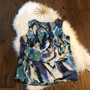 Ann Taylor Sleeveless Top - Size 8